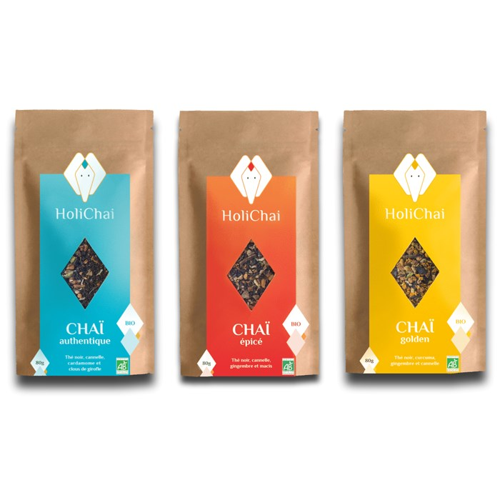 Coffret chaï - Pack puriste 2
