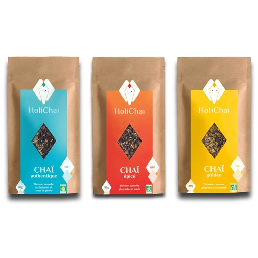 Coffret chaï - Pack puriste