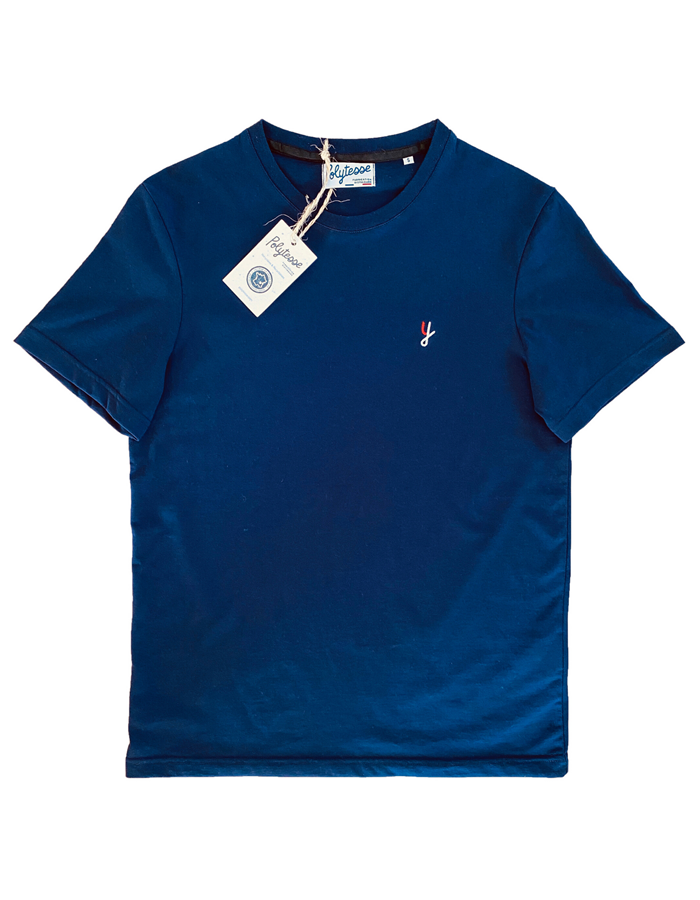 T-shirt 100% recyclé, made in France manches courtes 2