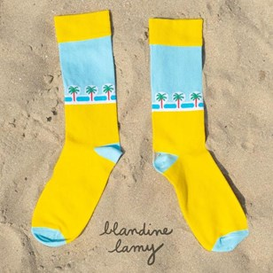 Blandine Lamy - Socks on the Beach