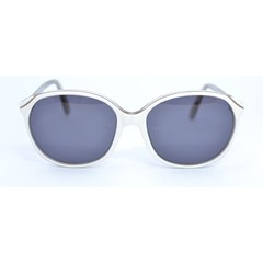 Lunettes blanches oversize Esther