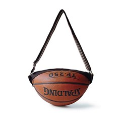 Sac ballon de basket - Sakaball marron