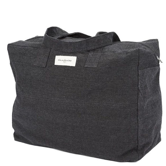 sac-weekend-noir-coton-recycle