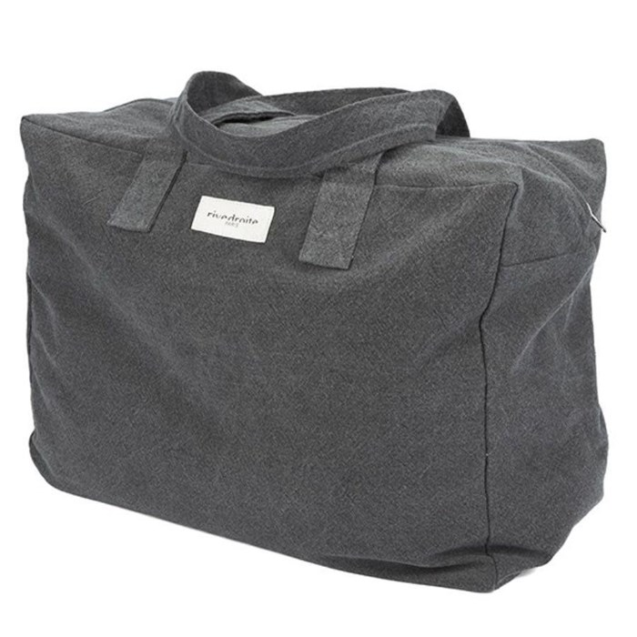 sac-weekend-gris-ardoise-coton-recycle