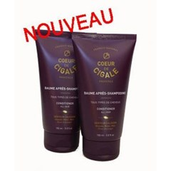 Duo baume après-shampooing