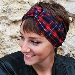 Headband Scottish