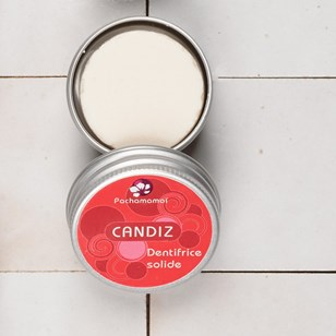 Candiz - Dentifrice solide aux fruits rouges 🍒
