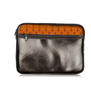 Chinkara housse d'ordinateur ou tablette en pneu Vegan