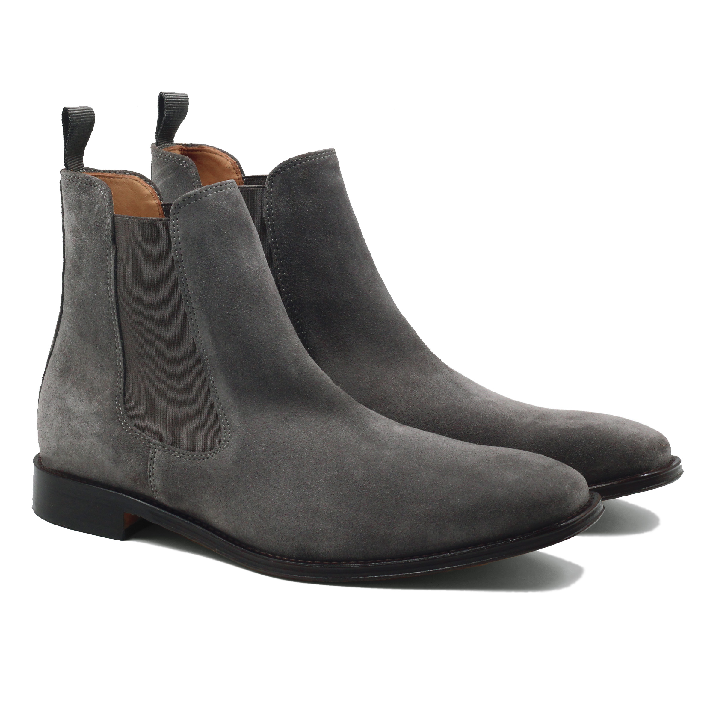 bottines ete homme cuir