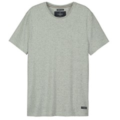 T-shirt gris chiné - Michel