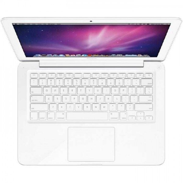 MacBook Blanc Unibody Core2Duo / 250 Go / 4 Go 4