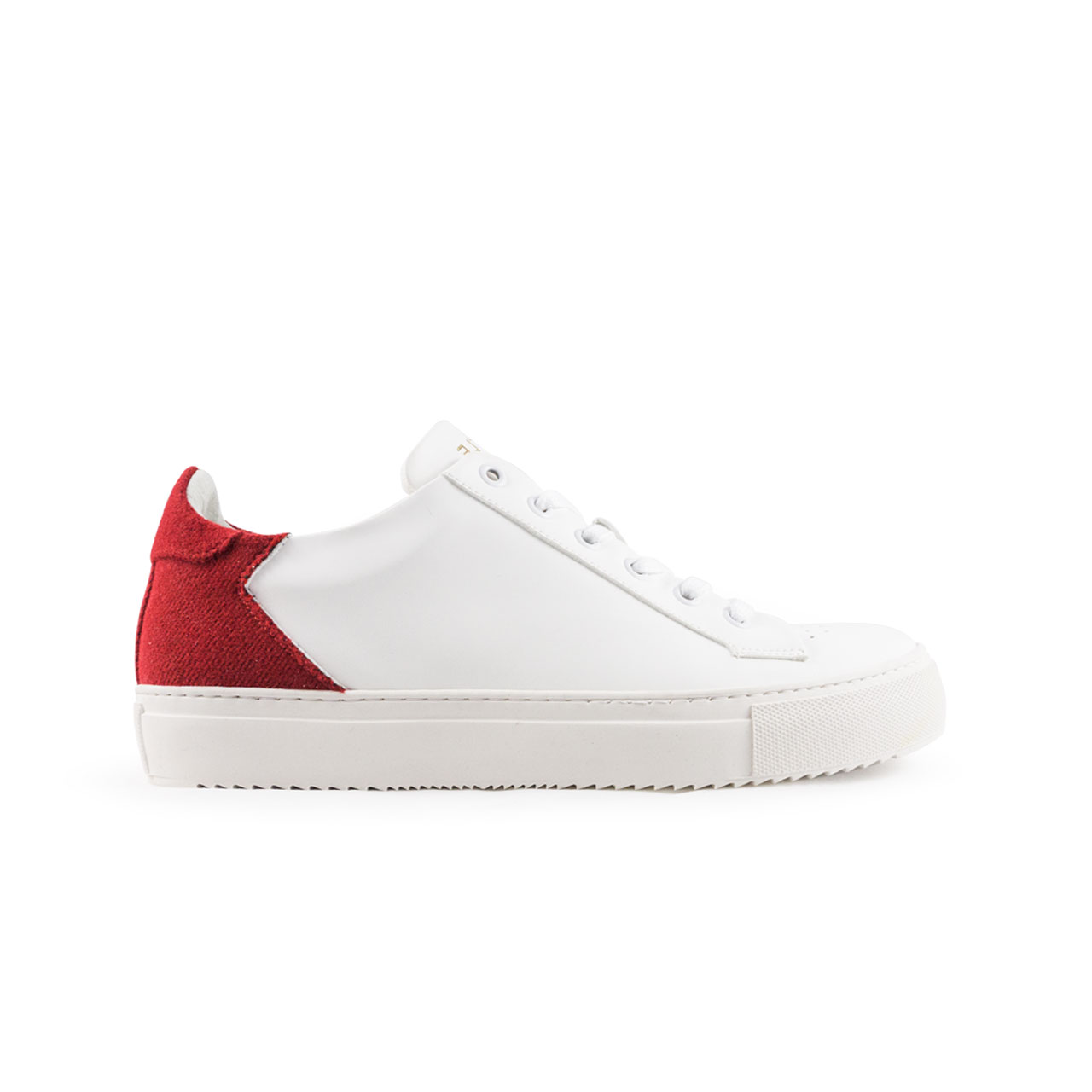 Basket vegan Epsilon rouge - Homme