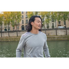Sweatshirt - Coton Bio - Made in France