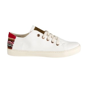 Sneakers en toile Tinto Blanco