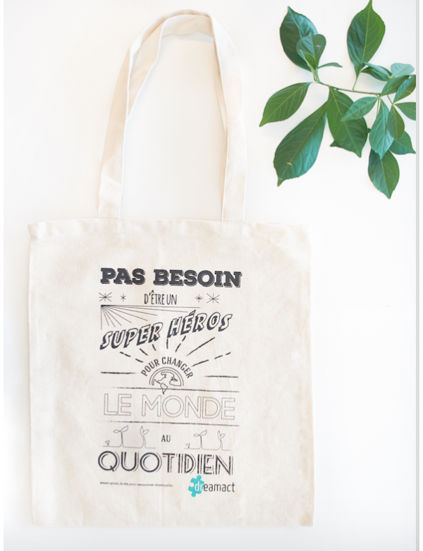 Tote bag Dream Act