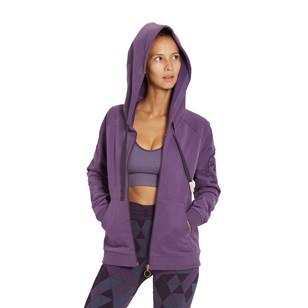 Surfer Sweat en coton bio - Violet