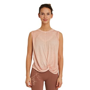 Top souple en Tencel - Rose