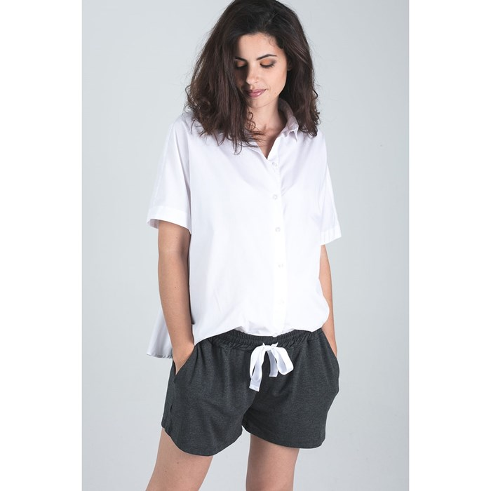 Short de maternité confortable et chic