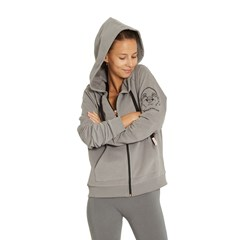 Surfer Sweat en coton bio - Gris