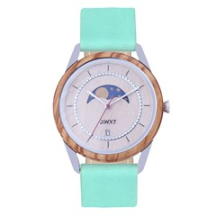 Montre en bois FULL MOON - Bermudes