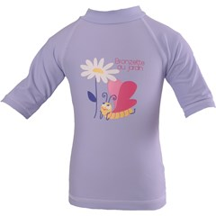 T-shirt Anti-Uv - Papillon