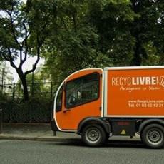 Recyclivre – Paris