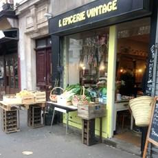 L'épicerie vintage