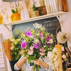 Boutique Pompon - fleuriste responsable à Montreuil