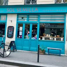 Sol Semilla, restaurant et épicerie végétarien à Paris 10