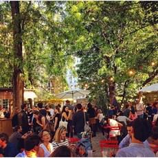 Le CAFE A - Le nouveau spot café/bar pour boire un verre et manger entre amis - Paris 10