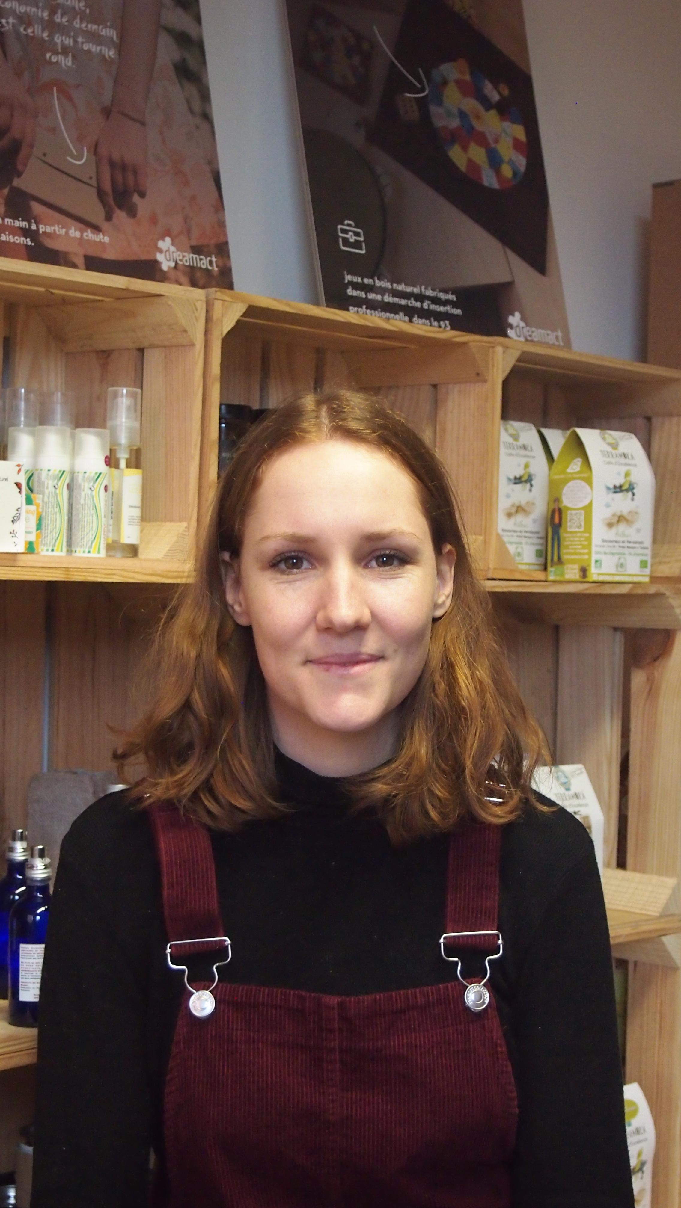 Julie Batut